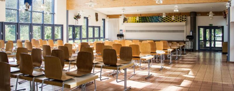 GGSNK-Mensa-Cafeteria