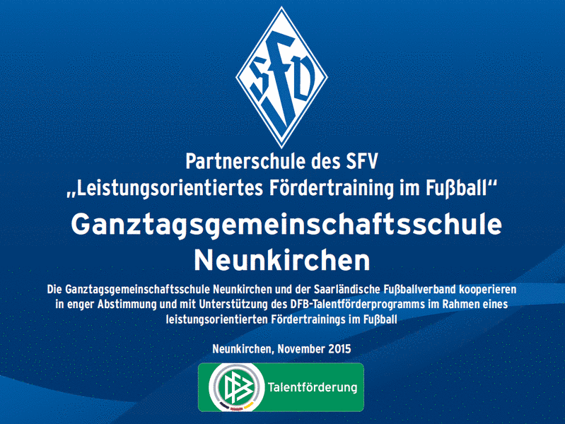 Zertifikat SFV GGS NK