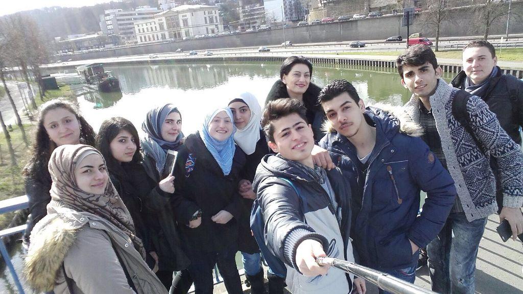 Klassenfahrt unserer DAF-Gruppe
