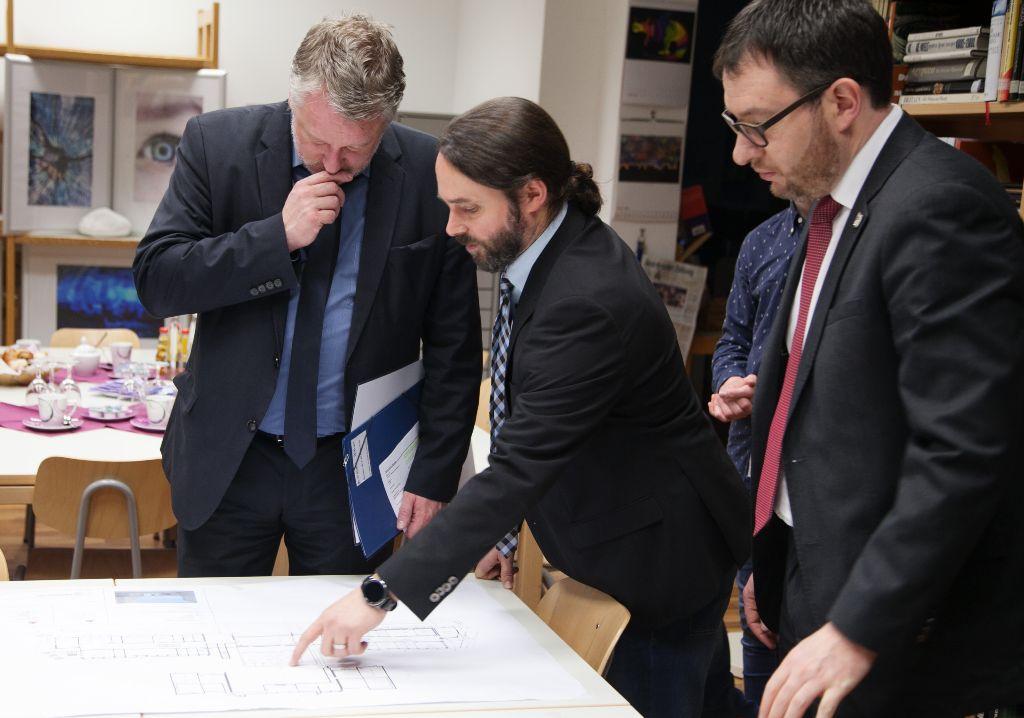 GGSNK erhält Erweiterungsbau