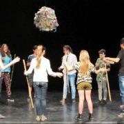 """Theatertage mit dem """"Collège le Breuil de Talange"""""""