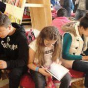 Besuch der Kinder- und Jugendbuchmesse
