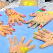 DaF-Schüler besuchen Künstlerworkshop
