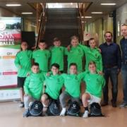 Vorfreude bei der Schulmannschaft auf den DFB-Schul-Cup