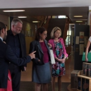 Zwei Bildungsminister zu Besuch an der GGSNK